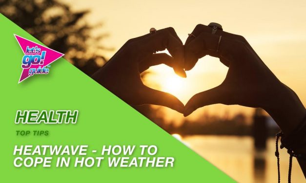 How To Cope In Hot Weather
