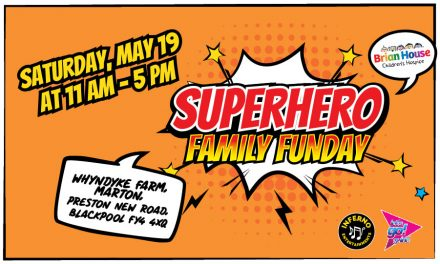 Superhero Family Funday!