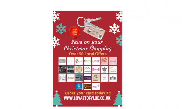 Loyal To Fylde – The Loyalty Card for the Fylde